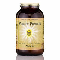 Purity Protein� Natural - 17.65 oz (500 Grams) by HealthForce Nutritionals