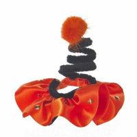 Halloween Hair Clip: Black and Orange Witch Hat - By Ganz