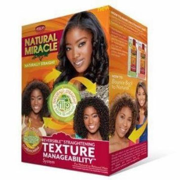 African Pride Naturally Straight Texture Manageability System Kit