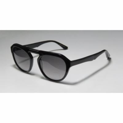 Vera Wang Yuna 52-21-140 Black / Dark Glitter Pattern Full-Rim Sunglasses