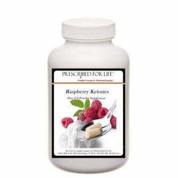 Raspberry Ketones & Calcium Ascorbate Vitamin C - Natural Weight Management Support, 90 Veggie Caps
