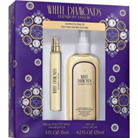 Elizabeth Taylor White Diamonds for Women Fragrance, 2 pc
