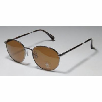 Original Penguin Rche 0-0-0 Gunmetal / Tortoise Full-Rim Sunglasses