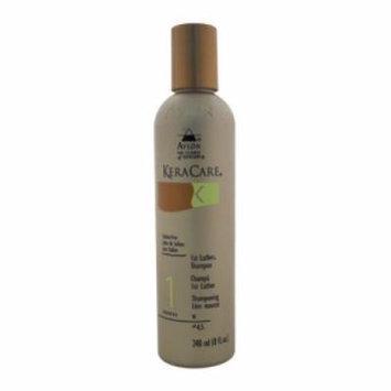 KeraCare 1st Lather Shampoo Sulfate Free by Avlon for Unisex - 8 oz Shampoo