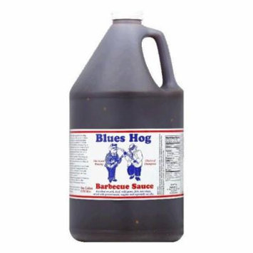 BLUES HOG SAUCE BBQ, 128 OZ (Pack of 4)