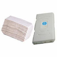 Karma Baby Bundled Kit - Horizontal Changing Station with 500 Count Diaper Changing Station Liners