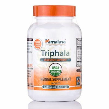 Triphala - 90 Caplets by Himalaya Herbal Healthcare