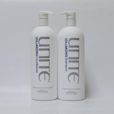 Unite Volumizing Shampoo & Conditioner Liter Duo Set , 33.8 OZ each bottles