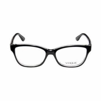 Vogue 2740 52-15-140 Black Full-Rim Eyeglasses Frame