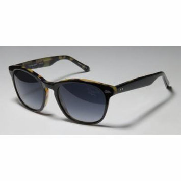 Original Penguin The Francis 50-20-135 Black Full-Rim Sunglasses