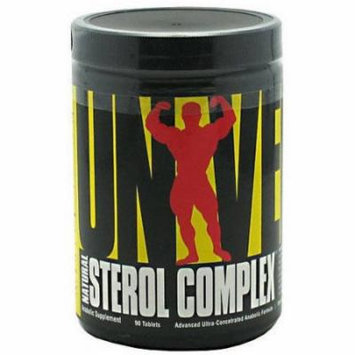 Universal Nutrition Natural Sterol Complex Tablets, 90 CT