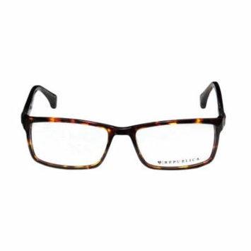 Republica Butler 58-18-145 Tortoise Full-Rim Eyeglasses Frame