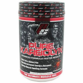ProSupps Pure Karbolyn, Strawberry, 2.2 LB