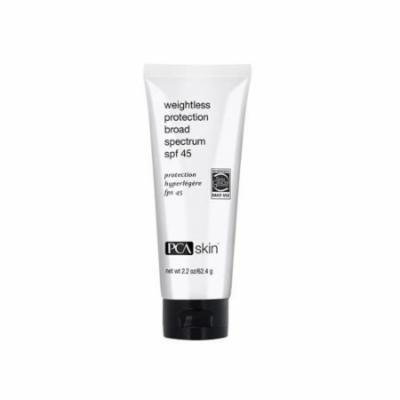 PCA Skin Weightless Protection Broad Spectrum SPF 45, 2.2 Oz