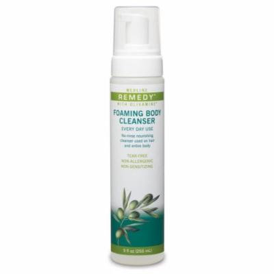 Remedy Olivamine Foaming Body Cleanser 9 OZ, 12 Count