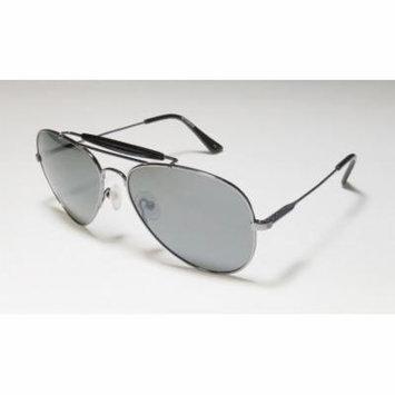 Polaroid X4320c 59-15-140 Gunmetal / Black Full-Rim Sunglasses