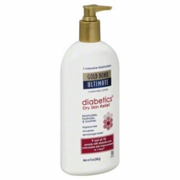 Gold Bond Ultimate Diabetic Skin Relief Lotion - 13 oz. (4 Pack)