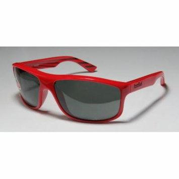Bolle Hamilton 11285 0-0-0 Red Full-Rim Sunglasses