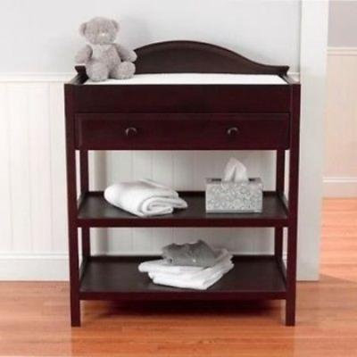 Summer Infant Changing Table - Burgundy 20670