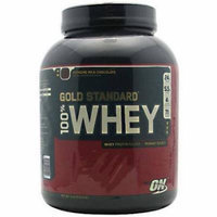 Optimum Nutrition 100% Whey, Extreme Milk Chocolate, 5 LB