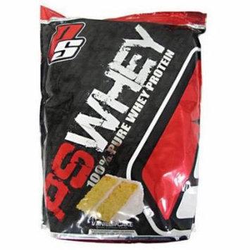 ProSupps 100% Pure Whey Protein, Vanilla Cake, 10 LB