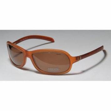Police 1387 61-0-0 Terracotta Full-Rim Sunglasses