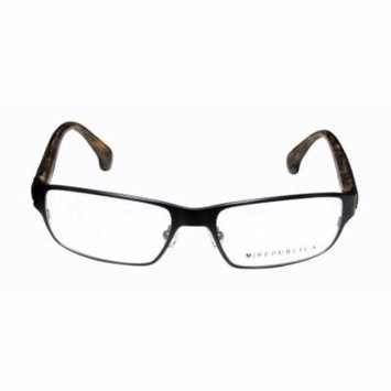 Republica Brussels 54-17-138 Black Full-Rim Eyeglasses Frame