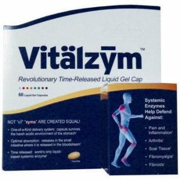 World Nutrition Vitalzym New Enteric Coated, 60 CT
