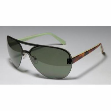 Original Penguin The Leon 140-54-140 Havana Half-Rim Sunglasses