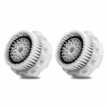 HealthPro Replacement Normal Heads for HPSFB Sonic Face Exfoliating Cleansing Brush (2-Pack)