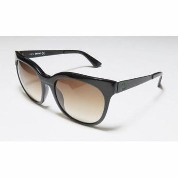 Just Cavalli Jc501s 54-18-140 Black Full-Rim Sunglasses