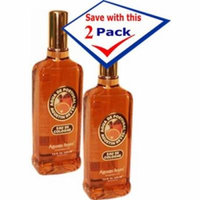 Agua de Portugal by Agustin Reyes 7.6 oz Spray Bottle Pack of 2