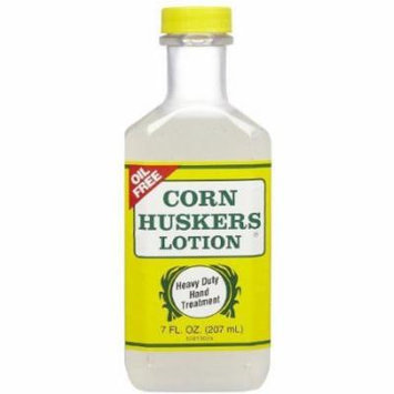 4 Pack Corn Huskers Heavy Duty Oil Free Hand Lotion 7 Oz Each