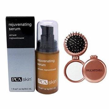 Bundle- 2 Items: PCA Skin Rejuvinating Serum (Phaze 24), 1.0 Fluid Ounce & Paul Mitchell Compact Mirror