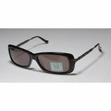 Cynthia Rowley 0347 57-15-130 Tortoise Full-Rim Sunglasses