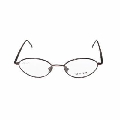 Dkny 6218 50-18-140 Matte Brown Full-Rim Eyeglasses Frame