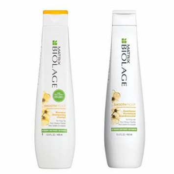 MATRIX Biolage SmoothProof Shampoo & Conditioner Duo (13.5 fl oz each)