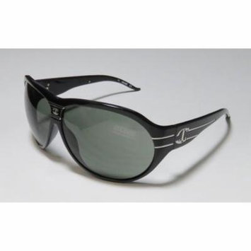 Just Cavalli Jc196c 67-9-125 Black / Gunmetal Full-Rim Sunglasses