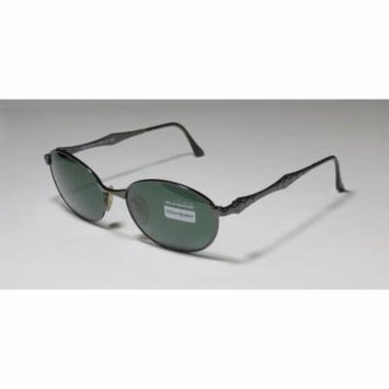 Ysl 6049 0-0-135 Gunmetal Full-Rim Sunglasses