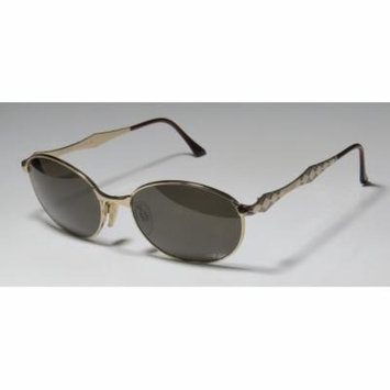 Ysl 6049 0-0-135 Gold / Silver Full-Rim Sunglasses