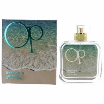 OP Summer Breeze Perfume by Ocean Pacific, 3.4 oz EDP Spray for Women