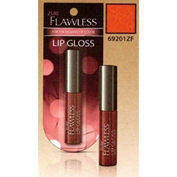 Zuri Flawless Lip Gloss - Coral Reef