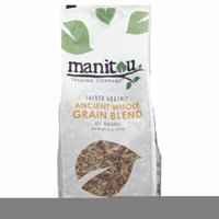 Manitou Whole Grain Anicent Blend,15 OZ (Pack of 6)