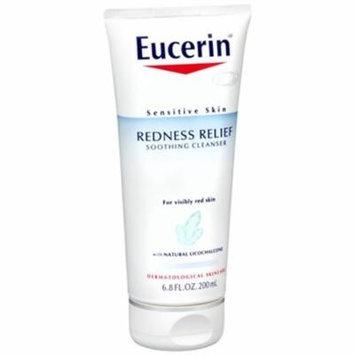 Eucerin Redness Relief Soothing Cleanser 6.80 oz (Pack of 3)
