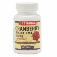 Cranberry Juice Extract Capsules 425MG Capsules, 60 per bottle, 1 Count