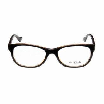 Vogue 2911 51-17-140 Dark Brown Full-Rim Eyeglasses Frame