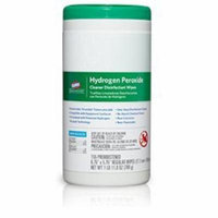 Clinical Surface Disinfectant Clorox Healthcare Wipe 155CT