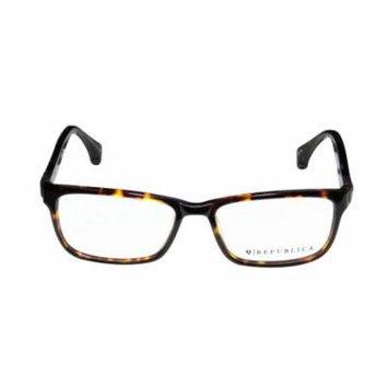 Republica Wabash 54-16-140 Tortoise Full-Rim Eyeglasses Frame