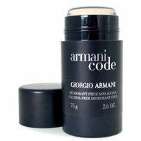 Giorgio Armani Black Code Alcohol-Free Deodorant Stick for Men