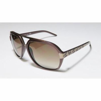 Just Cavalli Jc320s 61-15-135 Chocolate / Taupe / Gold Full-Rim Sunglasses